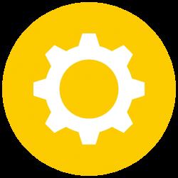 Icons roue 8